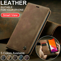 Case for Huawei P30 P20 Lite Pro P + Leather Magnetic Flip Wallet Stand Cover