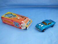 Vintage 1975 Matchbox Superfast n 4 Pontiac Firebird American Muscle Car Toy Box