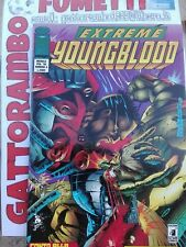 Extreme Youngblood n.4 Anno 1995 (8a) - Star Comics magazzino