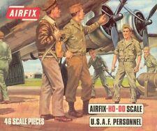 Airfix. U.S.A.F. personnels WWII. ( 157 pièces ). 1/72.