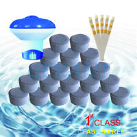 20 x 20g  Multifunction CHLORINE TABLETS 5 IN 1 SWIMMING POOL HOT TUB SPA