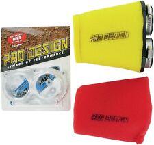 Pro Design Pro Flow Foam Air Filter Intake Kit Yamaha Raptor 660 660R PD-205