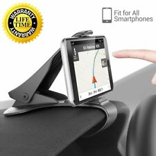 Car Dashboard Holder Clamp Head-up Display Design Universal for All Cell Phone