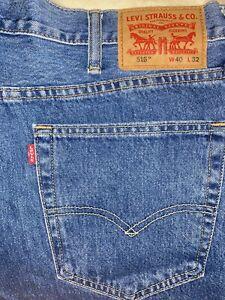 Levis Jeans 516