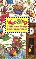 Wee Sing Children s Songs and Fingerplays book  reissue