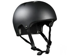NEW Scooter Harsh HX1 Protection Helmet Black Matte BMX Skate Scooter Helmet