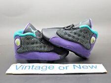 Girls' Nike Air Jordan XIII 13 Ultraviolet Retro Crib Infant Toddler 2013 sz 2C