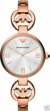 Emporio Armani AR-1774, Rose Gold Watch for Women