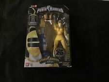 Bandai Power Rangers Zeo Legacy Collection Yellow Ranger GameStop Exclusive New