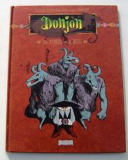 DONJON POTRON-MINET . T 3 .EO. BLAIN / SFAR / TRONDHEIM . DELCOURT 2003
