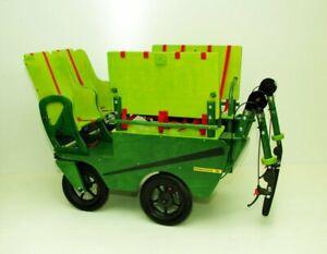 Krippenwagen-HAWAZUZIE-Sechssitzer Komfort II- zwei Schlafsitze
