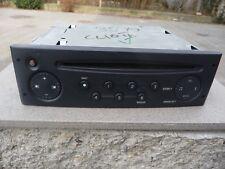 CD RADIO RENAULT CLIO II autorradio + code 8200409475