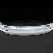 For Volvo XC90 2015-2018 Stainless Outer Rear Bumper Protector Plate Trim 1pcs