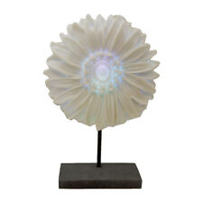 New listing Barbara King Illuminated Sandstone Sunflower With Stake