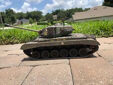 Tamiya 1/16 RC American tank M26 Pershing FULL OPTION COMPLETE KIT 56015 custom.