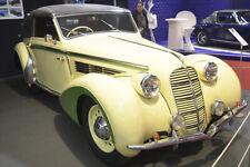 ABC 355 DELAHAYE 135M CHAPRON CH.N°800267 SALON DE GENEVE 1947
