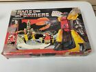 Transformers G1 1985 Omega Supreme Complete In Box Tested and Works