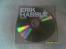 ERIK HASSLE - PIECES - UK PROMO CD SINGLE