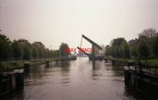 PHOTO  NETHERLANDS ON RIVER VECHT 1991 VIEWS ON THE RIVER v2