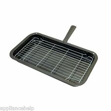 BELLING COMPACT FORNELLO FORNO GRILL PAN 415mm X 235 mm BN