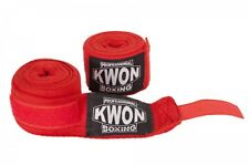 Kwon Profi Boxbandagen in 5m länge, unelastisch. Boxen, Kickboxen, Muay Thai, K1