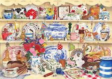 La House of Puzzles-Puzzle 1000 PEZZI-questo piccolo Maiale trovare I Suini