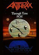 Anthrax - Through Time P.O.V. (DVD, 2008)