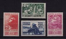 es - ALGERIE 1946 Série complète n°249/252 Solidarité