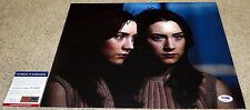 Cool Saoirse Ronan Signed 11x14 The Host Melanie Stephenie Meyer PSA/DNA