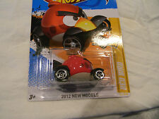 2012 Hot Wheels Angry Birds Red Bird - New Models