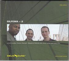 LIONEL LOUEKE / FERENC NEMETH / MASSIMO BIOLCATI - gilfema + 2 CD