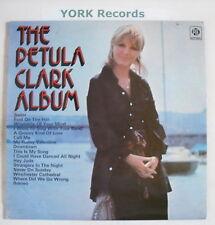 PETULA CLARK - The Petula Clark Album - Ex LP Record