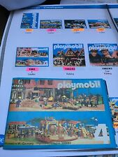 RARE Catalogue Katalog PLAYMOBIL 1984 Numero 4