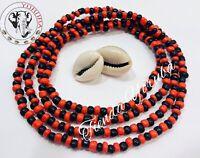 Eleke Collar de Elegua Eleggua Yoruba Santeria Ifa ⚫️🔴⚫️🔴⚫️ Orisha