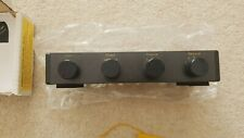 passive preamp by Demion, Pg-C5, in original box, (working but not fully tested)