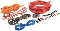 Vibe 4 AWG Amplifier AMP Full Wiring Kit 2000W True Guage 100a 100 amp