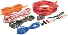 Vibe 4 AWG Amplifier AMP Full Wiring Kit 2000W True Guage 100a