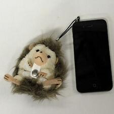 Hedgehog Plush: Earphone Jack Accessory Screen Cleaner