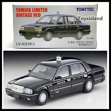 Tomica Limited Vintage NEO LV-N219a TOYOTA CROWN SEDAN TOKYO TAXI TOMYTEC 1/64