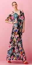 Abito Allure lungo leggero floreale taglia 44 Elegant dress Elegantes Kleid Robe