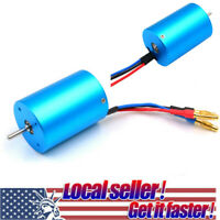 High Quality 3650-1500KV 2-4S Brushless Motor For 1:10 RC Cars Buggy_AU
