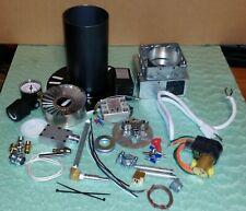Beckett waste oil burner kit preheater conversion drain oil #3