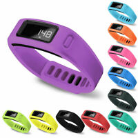 TPU Replacement Strap Fitness Tracker Wrist Band Bracelet for Garmin Vivofit