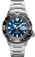 New Seiko Automatic Prospex Monster Blue Dial Divers 200M Men's Watch SRPD25
