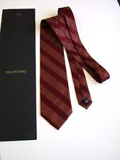 VALENTINO NUOVA NEW 100% SETA SILK ORIGINALE MADE IN ITALY