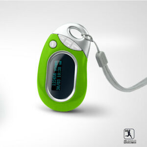 Exercise Pedometer Fitness Counting Induction Portable Walking Distance Calorie