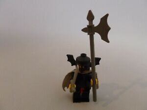 Lego Minifig  Bat Lord Castle Fright Knight Cape Weapons  6007 6097 6047 6099