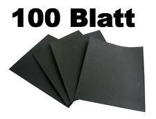 Nassschleifpapier Set Wasserfest Handschleifpapier Wasserschleifpapier 230x280mm