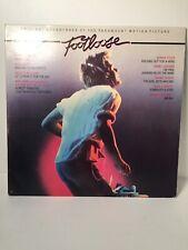 Footloose Original Soundtrack 1984 LP Vinyl JS 39242 Kenny Loggins