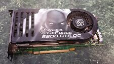 BFG Nvidia GeForce 8800GTS 640 MB *AS-IS*